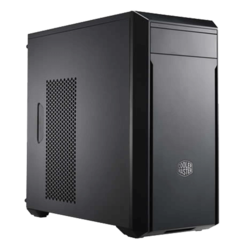 MasterBox Lite 3, No PSU, microATX, Black, Mini Tower Case