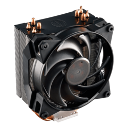 MasterAir Pro 4, Socket 2011-3/1151/AM3+/FM2+, 158.5mm Height, Copper/Aluminum, Retail CPU Cooler