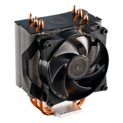 MasterAir Pro 3, Socket 2011-3/1151/AM3+/FM2+, 140mm Height, Copper/Aluminum, Retail CPU Cooler