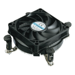 BOS-D1, Socket 1366/1356/1150/1151, 37mm Height, Copper/Aluminum, Retail CPU Cooler