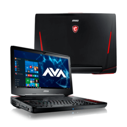 "Gaming Laptop - MSI GT83VR Titan SLI-253 18.4"" Core™ i7, NVIDIA® GeForce® GTX 1070 SLI Graphics Gaming Laptop"