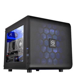 Compact Gaming PC - Intel 7th Gen Kaby Lake Core™ i3 / i5 / i7, B250 Chipset, Compact Gaming PC