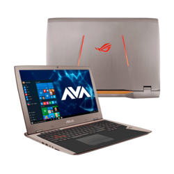 "Gaming Laptop - ASUS ROG G701VI-XS72K 17.3"" 120Hz, Core™ i7, NVIDIA® GeForce® GTX 1080 G-SYNC Graphics Gaming Laptop"