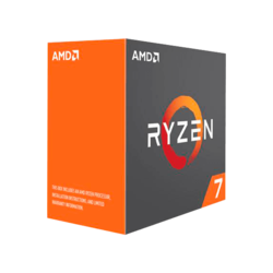 RYZEN 7 1700X Eight-Core 3.4 - 3.8GHz Turbo, AM4, 16MB L3 Cache, DDR4, 14nm, 95W, w/o Cooler Retail Processor