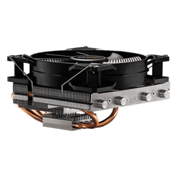 Shadow Rock LP, Socket 2011-3/1151/AM4/AM3+/FM2+, 75.4mm Height, 130W TDP, Copper/Aluminum, Retail CPU Cooler