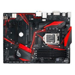 ROG Series STRIX B250H GAMING, Intel B250 Chipset, LGA 1151, DDR4 64GB, HDMI, M.2, ATX Retail Motherboard