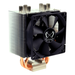 Tatsumi SCTTM-1000B, Socket 2011-3/1151/AM3+/FM2+, 146mm Height, Nickel-plated/Copper, Retail CPU Cooler