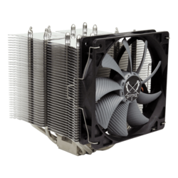 Ninja 4 SCNJ-4000, Socket 2011-3/1151/AM3+/FM2+, 155mm Height, Nickel-plated/Copper, Retail CPU Cooler