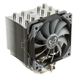 Mugen 5 SCMG-5000, Socket 2011-3/1151/AM4/AM3+/FM2+, 154.5mm Height, Copper/Aluminum, Retail CPU Cooler