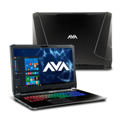 "Gaming Laptop - Clevo PA71HS-G 17.3"" Core™ i7, NVIDIA® GeForce® GTX 1070 G-SYNC Graphics Gaming Laptop"