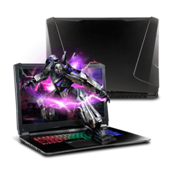 "Gaming Laptop - Quick Ship Clevo PA71HS-G 17.3"" Core™ i7, NVIDIA® GeForce® GTX 1070 G-SYNC Graphics Gaming Laptop"