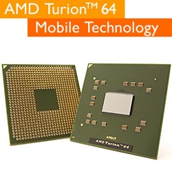 Turion™ 64 MT-37 2.0GHz, 1MB L2 cache, 25W, 90nm, 754-pin lidless mPGA, OEM