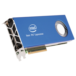 Xeon Phi 3120A, 57-Core 1.1GHz, 28.5 MB Cache, 6GB GDDR5 240 GB/s, PCI Express 3.0 Coprocessor