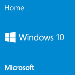 Windows 10 Home 64-bit DVD OEM