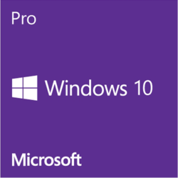 Windows 10 Pro 64-bit DVD OEM