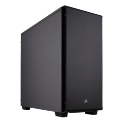 Silent PC - Powered By AMD Ryzen™ Series, A320 Chipset, Low-Noise Custom Computer Desktop