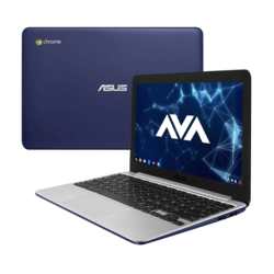 "Chromebook - ASUS C201PA-DS02 11.6"" HD, Rockchip Quad-Core RK3288C, Mali-T764 Graphics Chromebook"