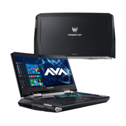 "Gaming Laptop - Acer Predator 21 X, 21"" Curved WFHD w/ G-Sync, Core™ i7-7820HK, NVIDIA® GeForce® GTX 1080 SLI Graphics Gaming Laptop"