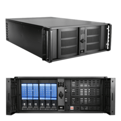Rackmount Workstation - Powered By Intel Xeon E5-2600 v4, C612 Chipset, 3-way SLI® / CrossFireX™ 4U Workstation