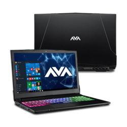 "Gaming Laptop - Clevo N850HP6 15.6"" Core™ i7, NVIDIA® GeForce® GTX 1060 Graphics Gaming Laptop"