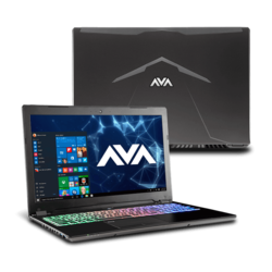 "Gaming Laptop - Clevo P950HR 15.6"" Core™ i7, NVIDIA® GeForce® GTX 1070 Graphics Gaming Laptop"