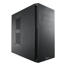 Silent PC - Powered By Intel 7th Gen Kaby Lake Celeron, Pentium, Core™, B250 Chipset, Low-Noise Custom Computer Desktop