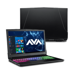 "Gaming Laptop - Quick Ship Clevo N850HK1 15.6"" Core™ i7, NVIDIA® GeForce® GTX 1050 Ti Graphics Gaming Laptop"