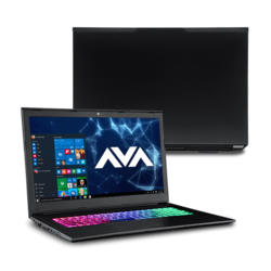 "Gaming Laptop - Quick Ship Clevo N870HP6 17.3"" Core™ i7, NVIDIA® GeForce® GTX 1060 Graphics Gaming Laptop"