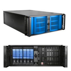 Rackmount Workstation - Powered By Intel Broadwell-E Core™ i7, X99 Chipset, 3-way SLI® / CrossFireX™ 4U Workstation