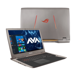 "Gaming Laptop - ASUS ROG G701VI-XS78K, Intel Core i7-7820HK, Gaming Laptop, 17.3"" FHD IPS LED, NVIDIA® GeForce® GTX 1080 8GB with G-Sync Graphics"