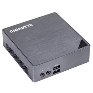Gigabyte BRIX GB-BSi3-6100 6th generation Intel® Core™ i3-6100U Mini PC
