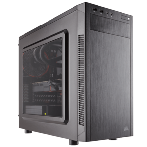 Powered By Intel 6th Gen Skylake Core™ i3 / i5 / i7, H170 Chipset, Compact Gaming Desktop