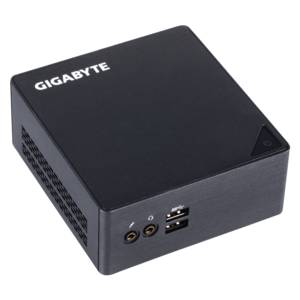 Gigabyte BRIX GB-BSi7HT-6500 6th generation Intel® Core™ i7-6500U, Thunderbolt™ 3 port (Type C) Mini PC