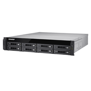 TS-EC880U R2 Xeon® E3-1246 v3 SATA/SAS 8-bay High Performance Unified Storage Server System