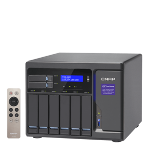 TVS-882 Intel® Core™ i3-6100 8-Bay SATA NAS Server Storage System