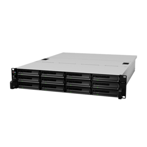 RackStation RS3617xs Xeon® E3-1230 v2 SATA 12-bay High Performance NAS Server System