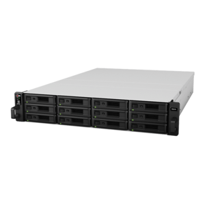 RackStation RS2416+ Atom C2538 SATA 12-bay Powerful NAS Server System