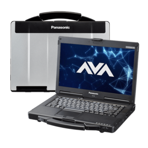 Panasonic Toughbook 53 Core™ i5 / i7 Semi Rugged, 14