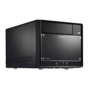 Shuttle SH110R4 Powered By Intel 6th Gen Skylake Core™ i3 / i5 / i7 H110 Chipset, Mini Cube Computer