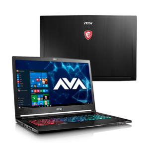 MSI GS73VR Stealth Pro-225 17.3