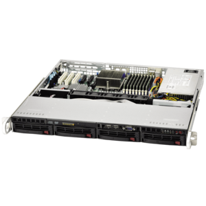 Supermicro SuperServer 1012G-MTF Opteron™ SATA Series Server System