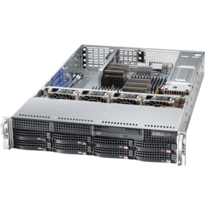 Supermicro SuperServer 2022G-URF Dual Opteron™ SATA Series Server System