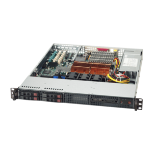 Supermicro 1017C-TF Xeon® E3 SATA Series Server System