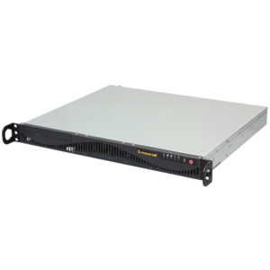 Supermicro 5017C-MF Xeon® E3 SATA Series Server System