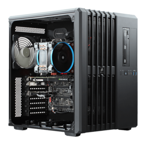 Core™ i7 X99 SLI® CrossFireX™ Eight-Core Graphics Computer Workstation