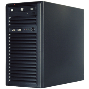 SC731i-300/X7SPE Atom™ SATA Series Mini-Tower Server