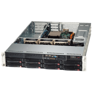 Supermicro® SuperServer 5027R-WRF Xeon® E5 SATA Series Server System