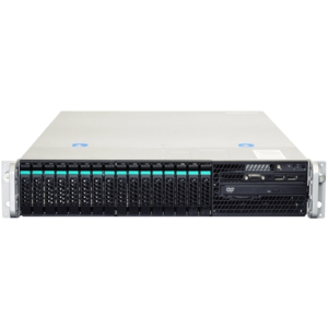 Intel® R2216IP4LHPC Xeon® E5 SAS/SATA Series Server System