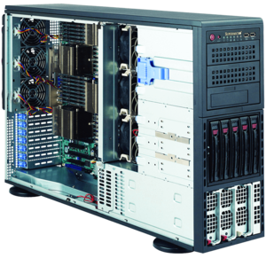 Supermicro SuperServer 4042G-6RF Quad Opteron™ SAS Series Server System