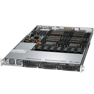 Supermicro® SuperServer 8017R-TF+ Quad Xeon® E5 SATA Series Series Server System